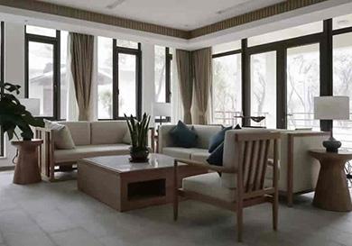 Qinhu meeting center in Taizhou