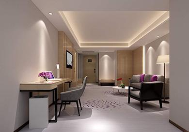 Lifeng hotel project in Jiangxi